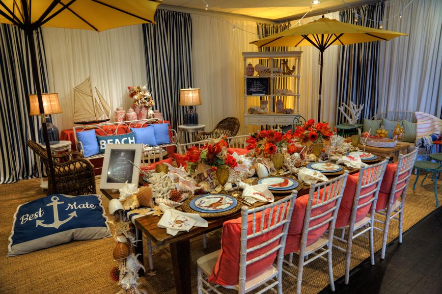 The Marquee Showroom: Nantucket