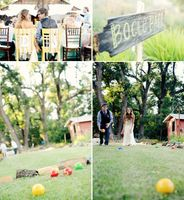 event planning - bocce ball