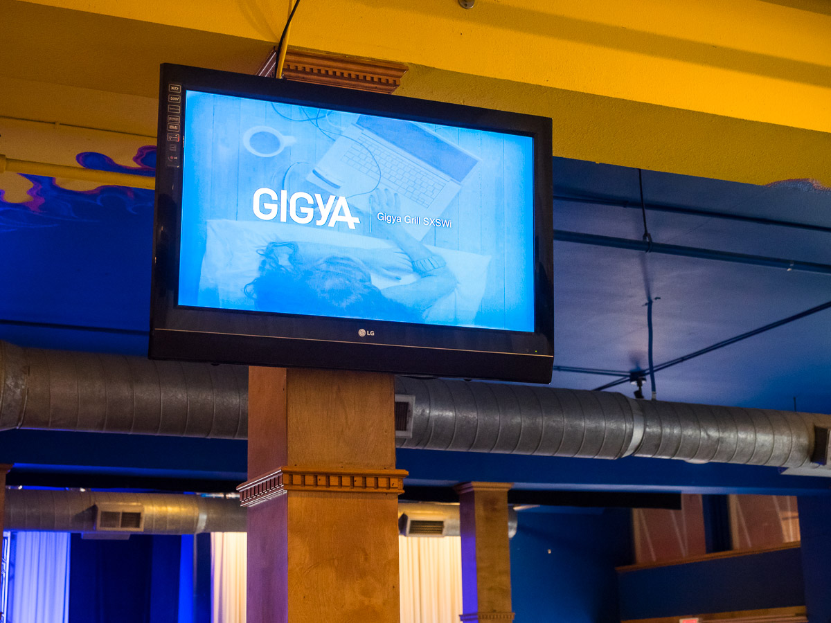 Gigya SXSW event