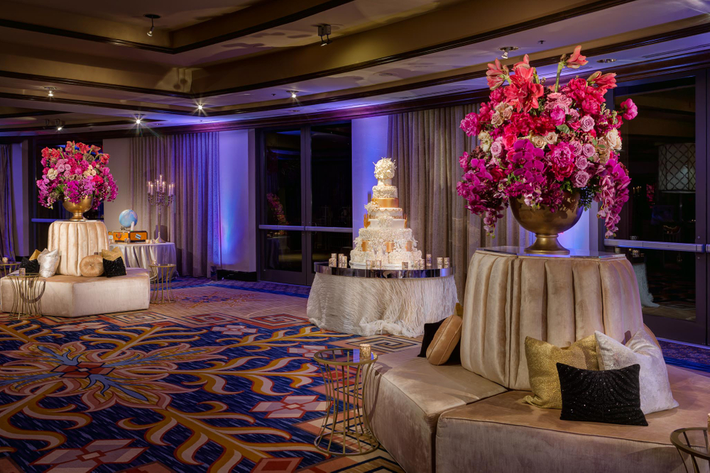 wedding planners at the four seasons