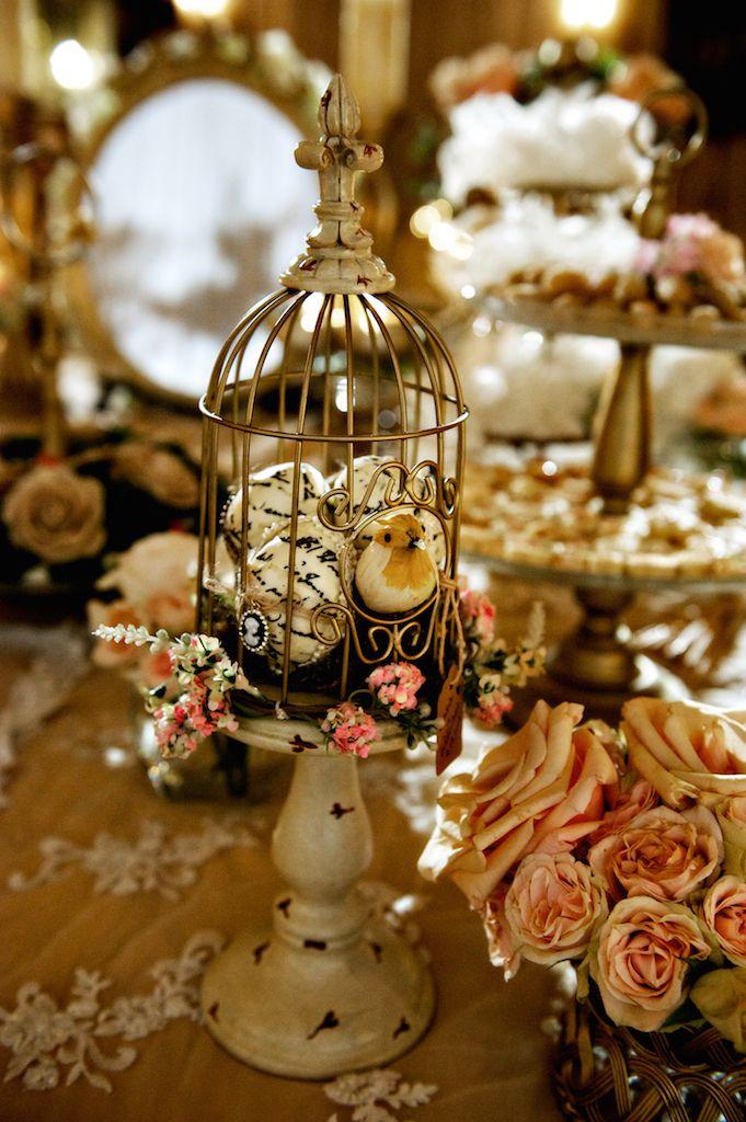 Austin Wedding Planner Table Decor