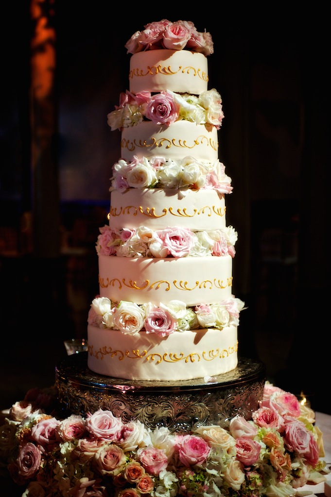 Austin Wedding Cake Design