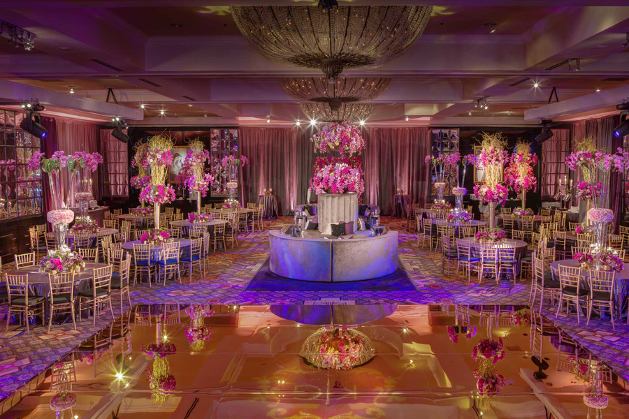 Wedding At The Four Seasons