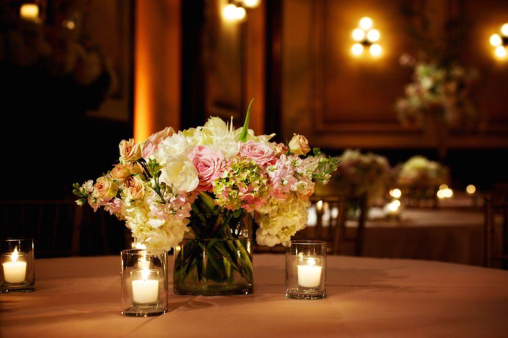 Austin Wedding Planners Floral Arrangement