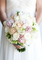 wedding planners rose floral bouquet