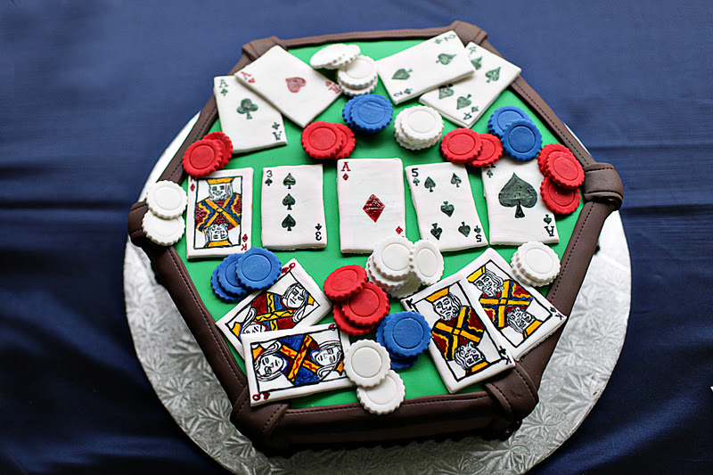 Keri & Brian groom's cake