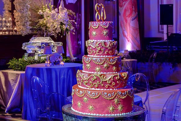 catering and cakes