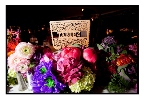 austin wedding table decor