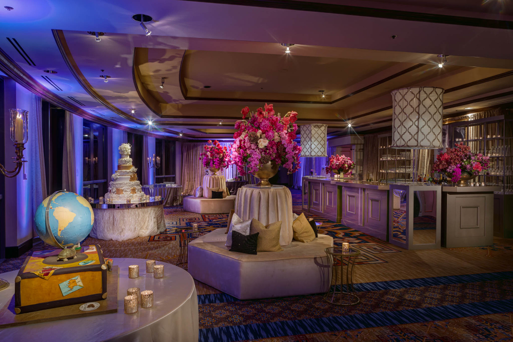 wedding event planner at the four seasons