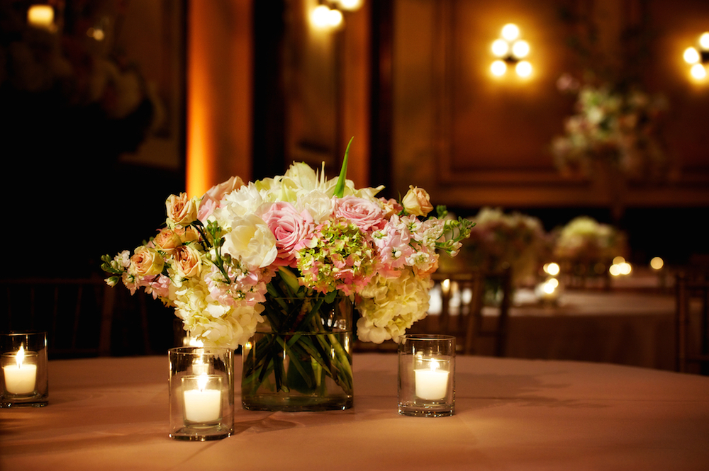 Austin Wedding Planners Floral Arrangement