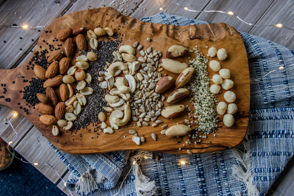 Nuts About Nutrition? So Are we!