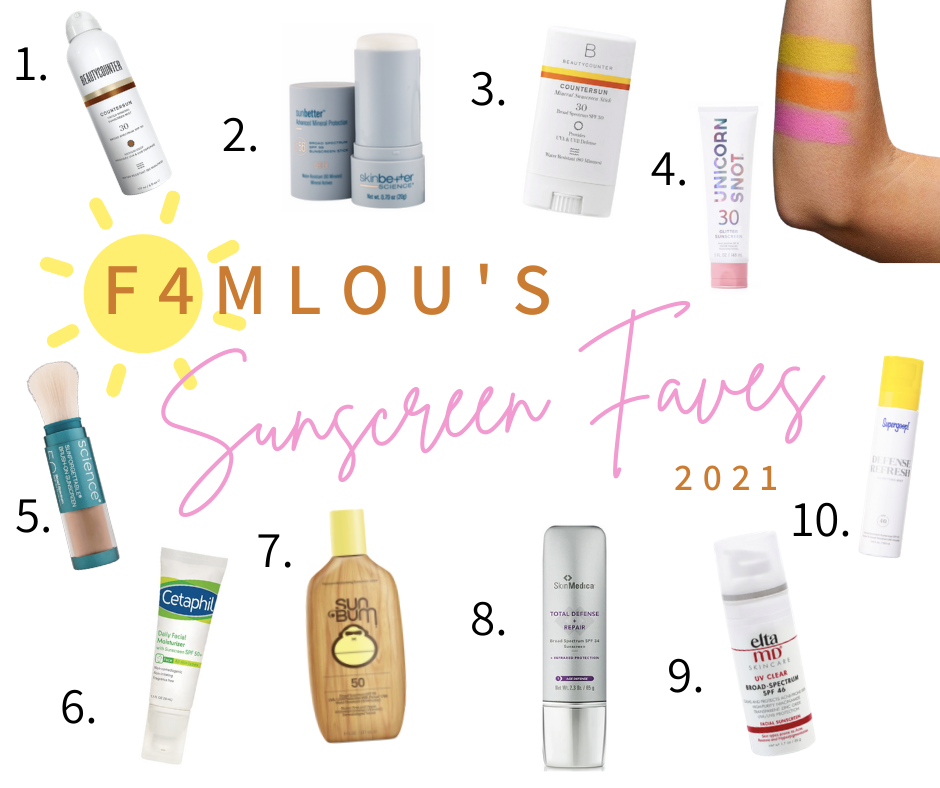 F4MLou's Sunscreen Faves 2021.png