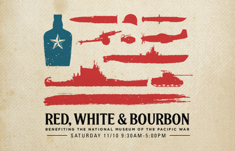 Red, White and Bourbon