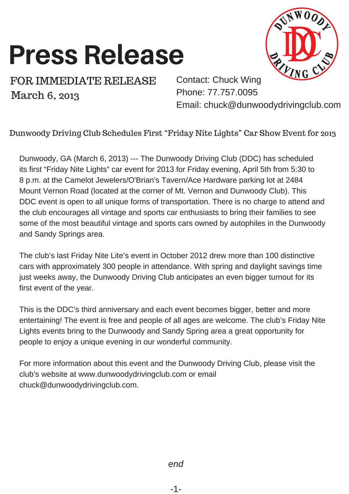 """First%0A""""Friday Nite Lights"""" Car Show Event for 2013.png"""