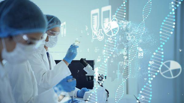 07 - LABS Genetic-engineering-concept.-Medical-science.-Scientific-Laboratory.-1209892070_3840x2160.jpeg