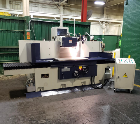 Willis 2040 Surface Grinder