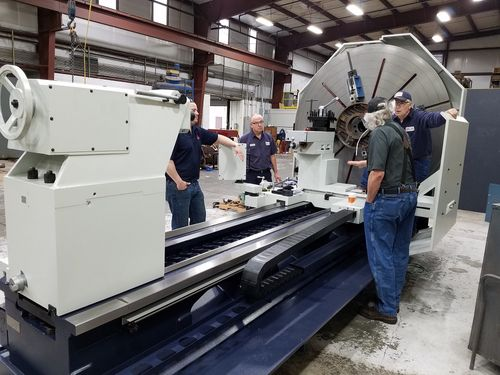Willis installs MAMMOTH PKII70120-9