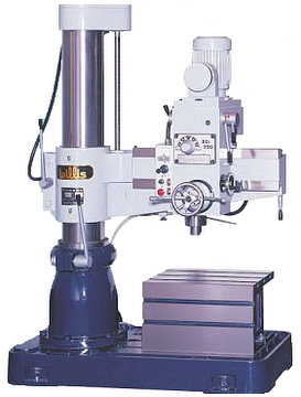 metal radial arm drills drilling machines willis machinery