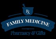 NEW - Family Medicine Pharmacy & Gifts
