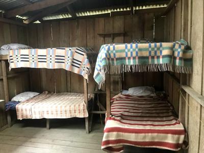 La Danta Main Lodge Second Bedroom Bunk Beds.jpg