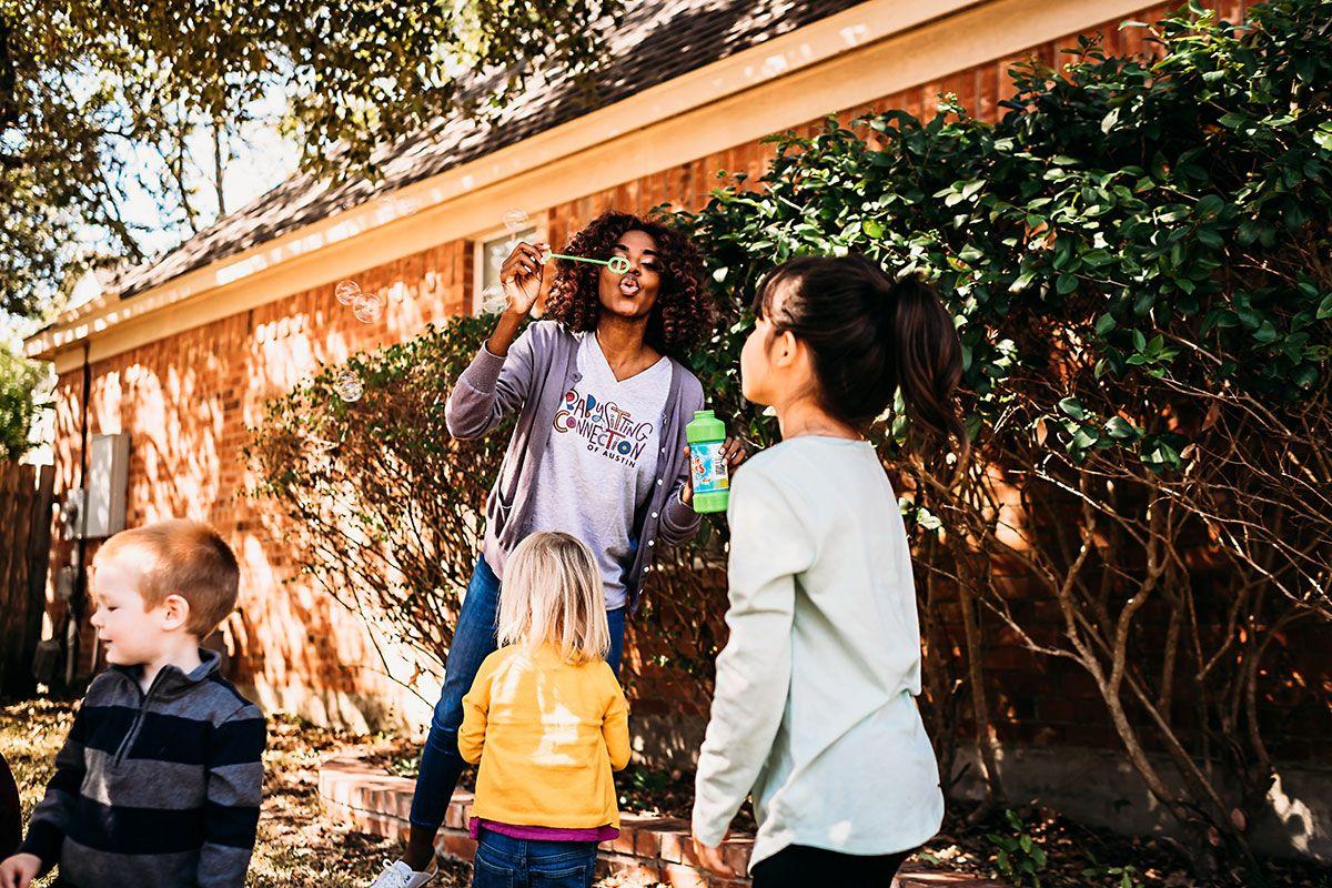 Babysitter Search - Austin, Texas