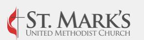 St. Mark's United Methodist Church Logo