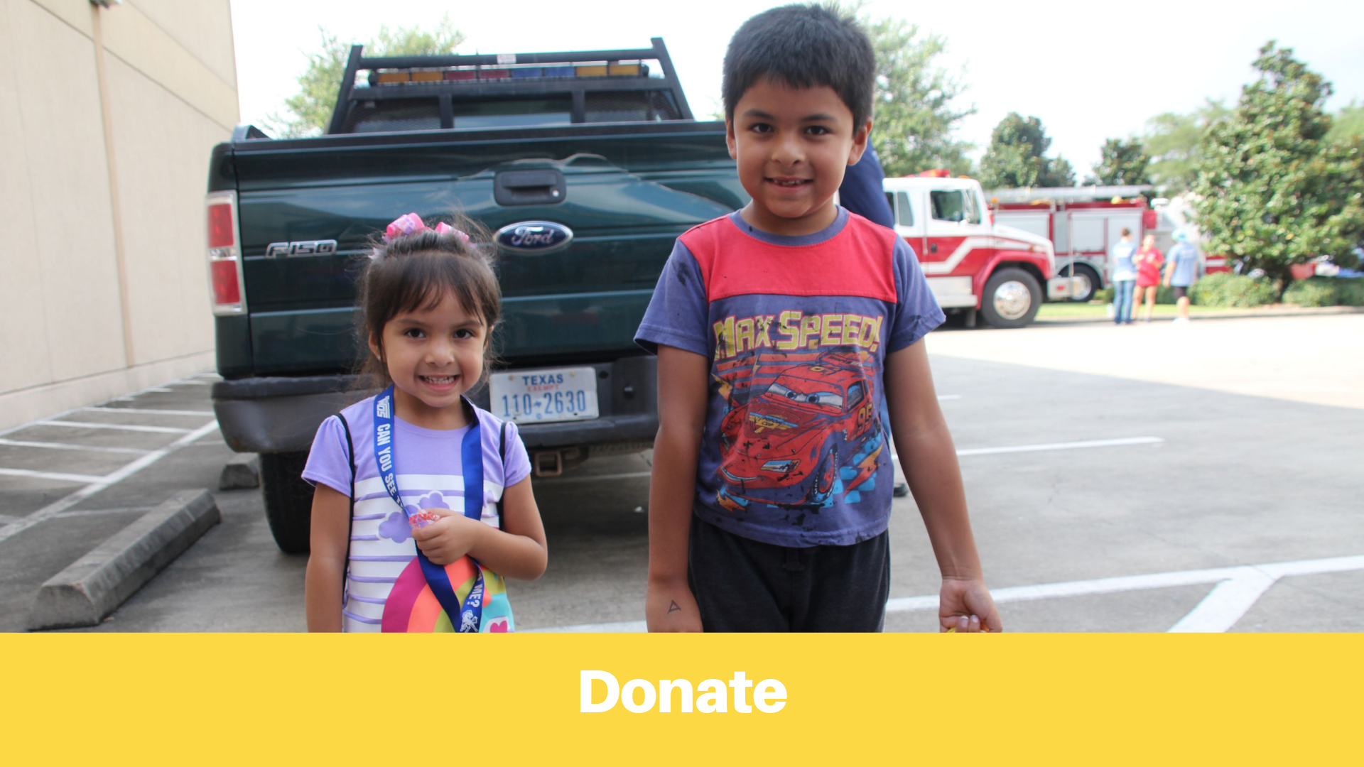 Donate - Header