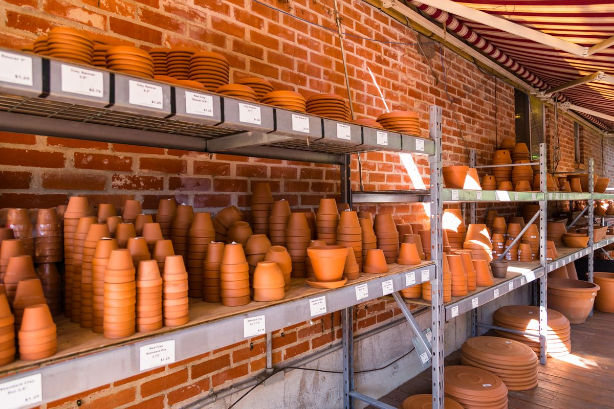 The Great Outdoors Terra Cotta Alley