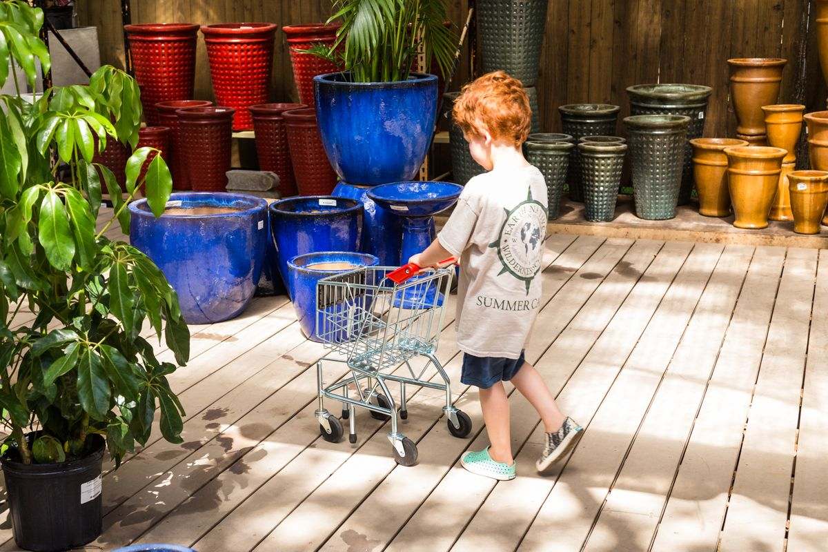 The Great Outdoors Nursery