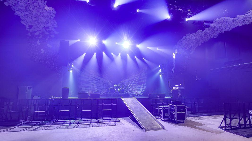 premiere live music venue in Austin