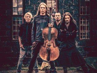 Apocalyptica – Cell-0 Tour