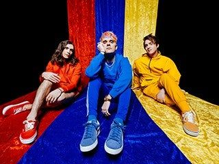 A Night Out On Earth Tour feat Waterparks
