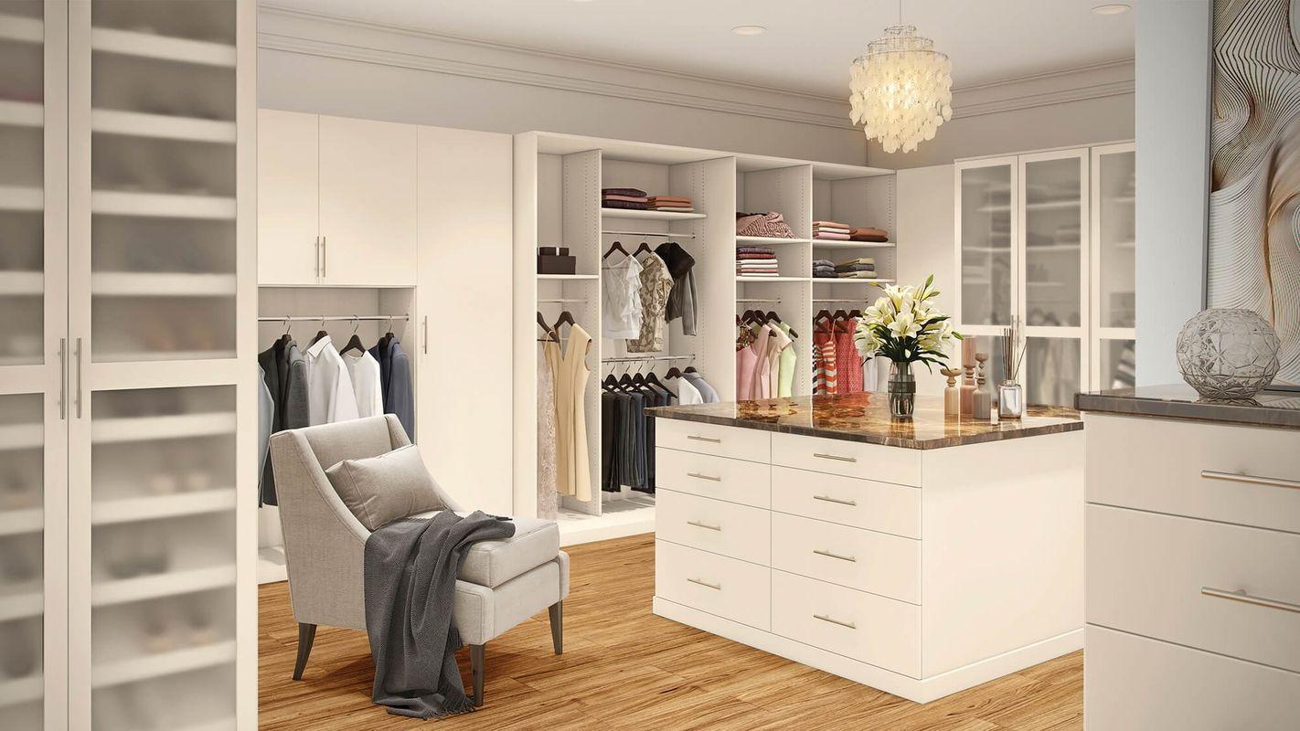 Custom Closets And Closet Organizers Houston