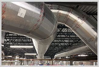 Pre-Insulated Spiral and Flat Oval Duct System