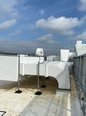 Thermaround Thermaduct Pool Ductwork
