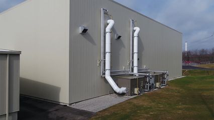 Outdoor Ductwork Thermaduct Thermaround