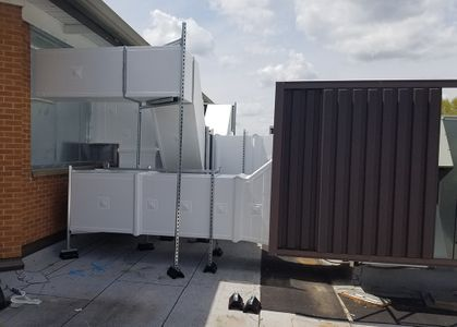 Outdoor Ductwork Thermaduct Products