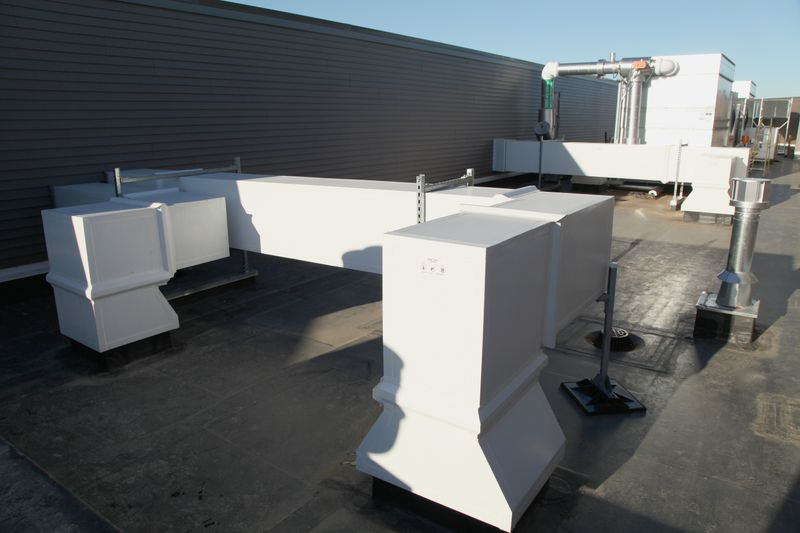 Outdoor And Interior Duct High Efficiency Air Distribution Systems Thermaduct Official Site