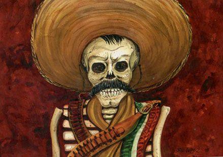 Viva Zapata - Notecard