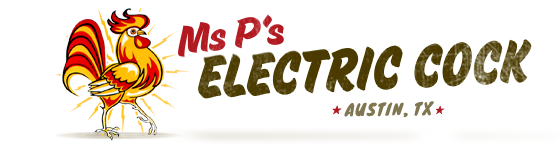 Ms P's Electric Cock