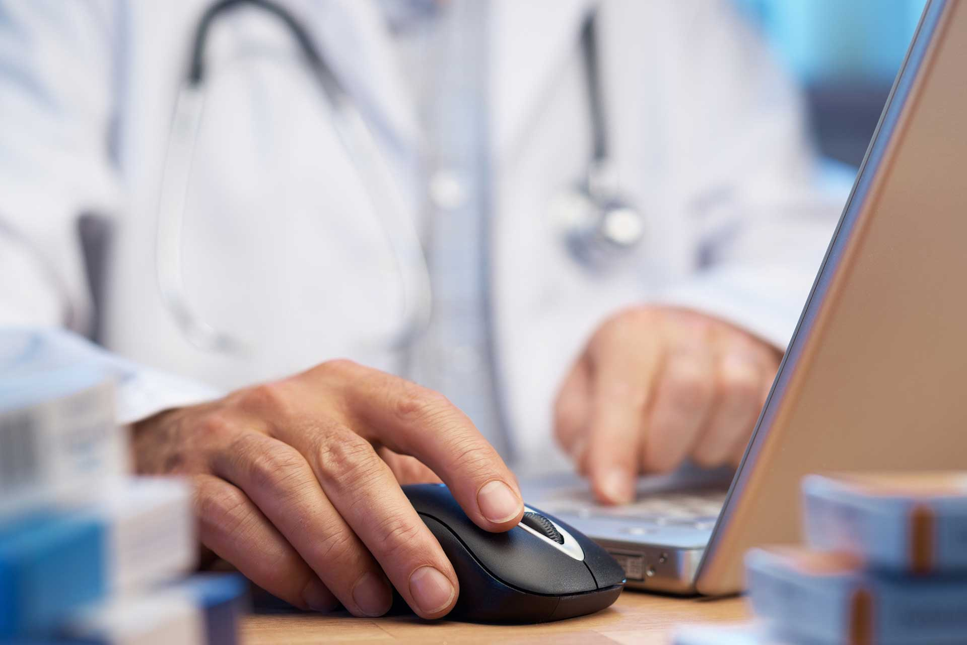 Get Healthcare From Home with eVisit