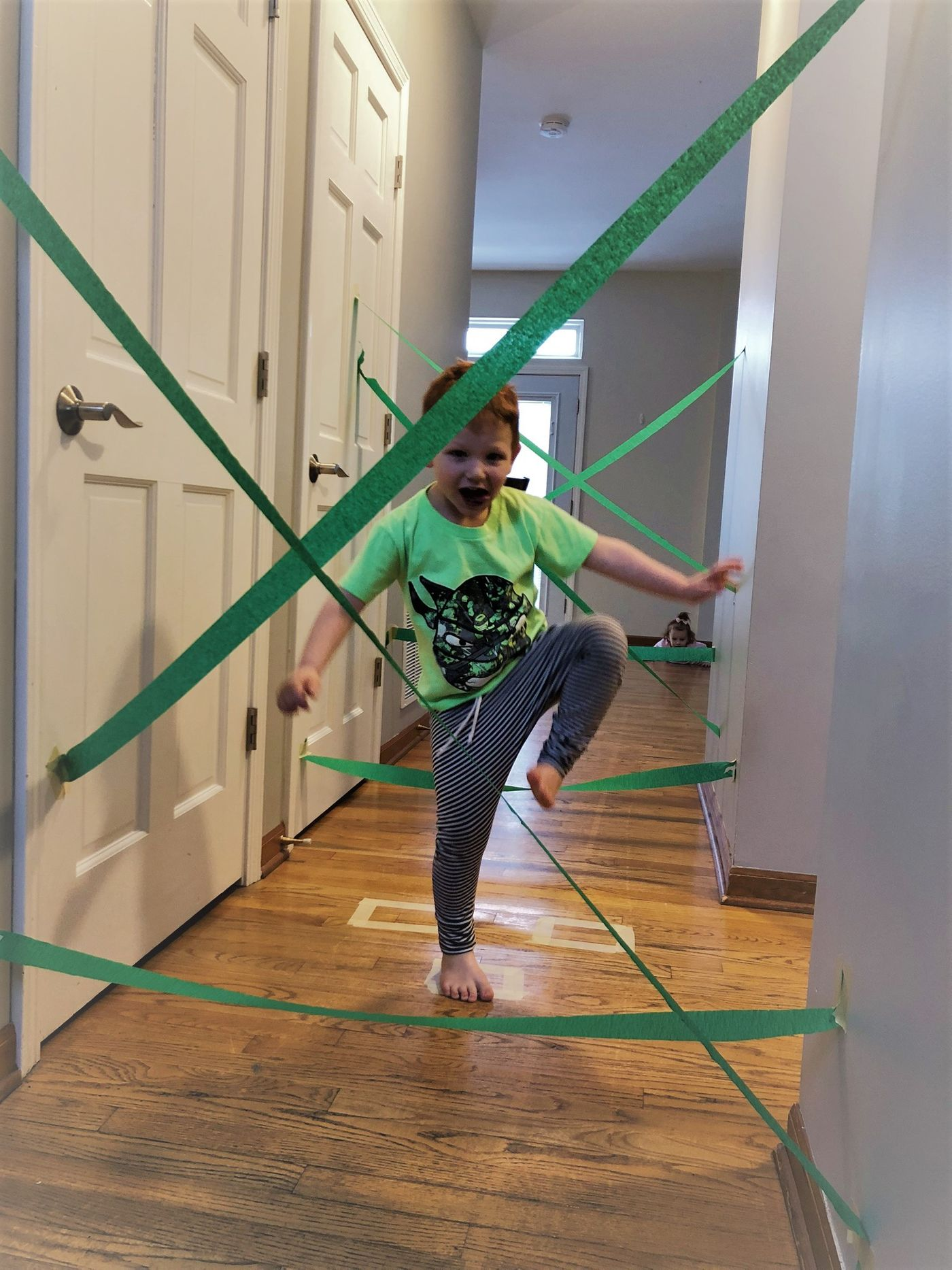 Post 1-Indoor Obstacle Course - FIT4MOM Naperville, IL