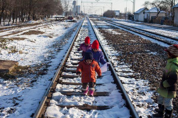 Child Migrants Europe