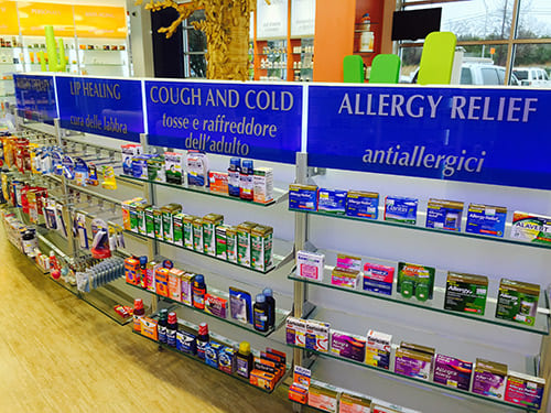 Pharmacy Interior Image