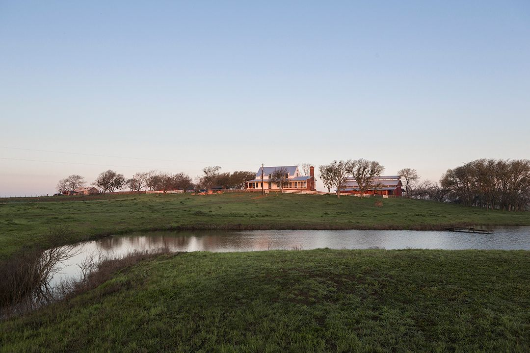 Texas Farm House Design