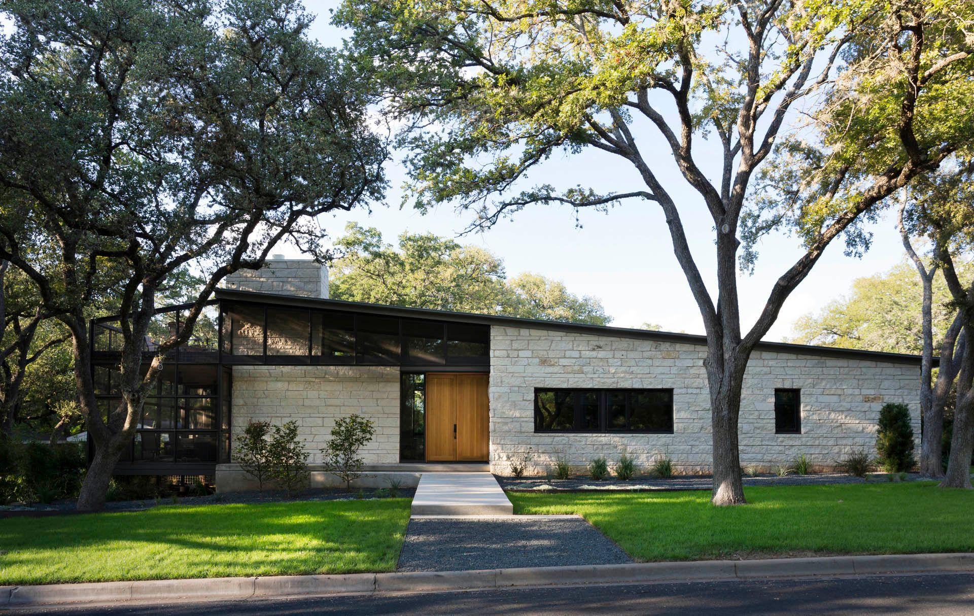 Austin Mid Century Modern Architecture