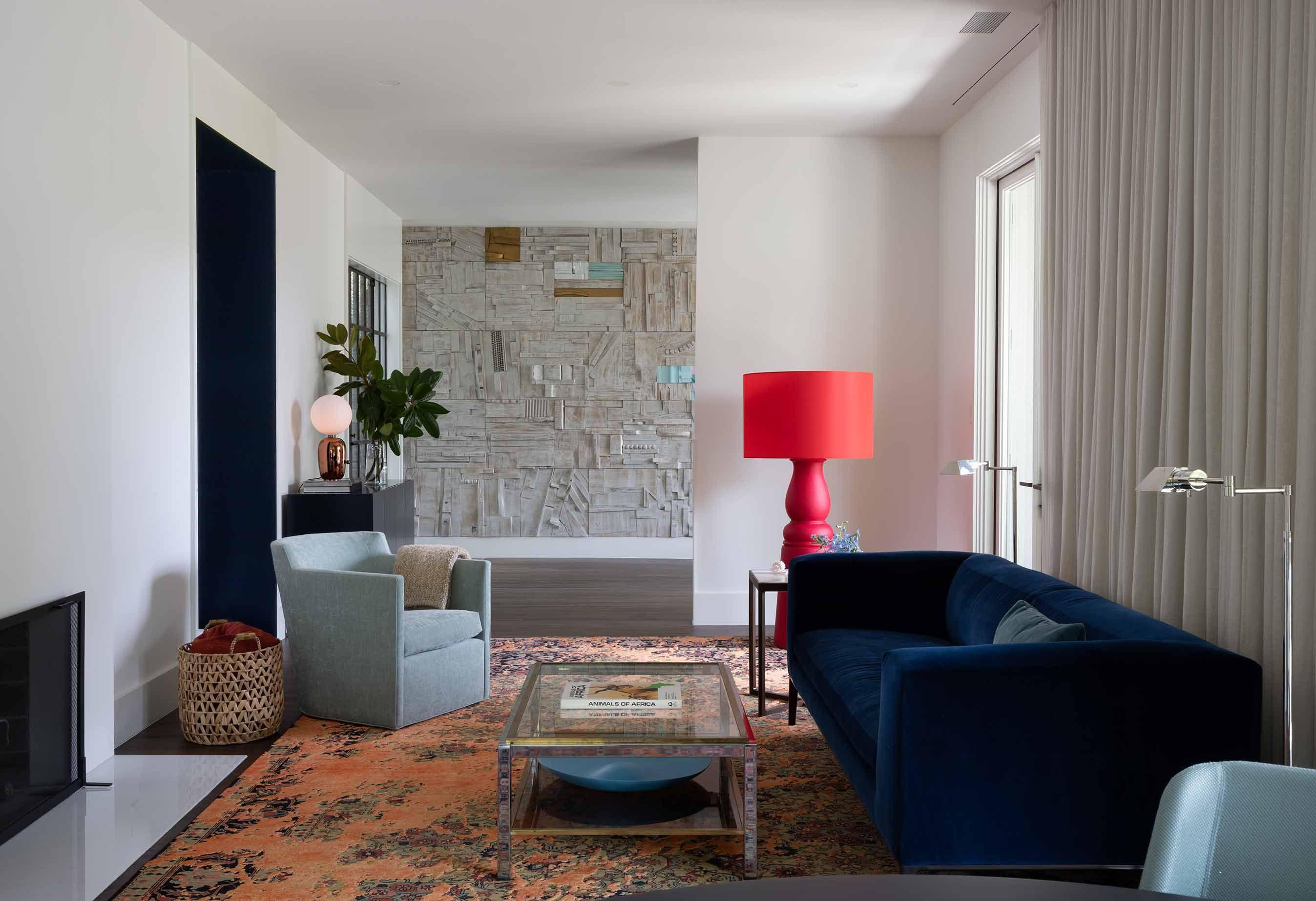 Modern Luxury Interior Design in Austin, Texas