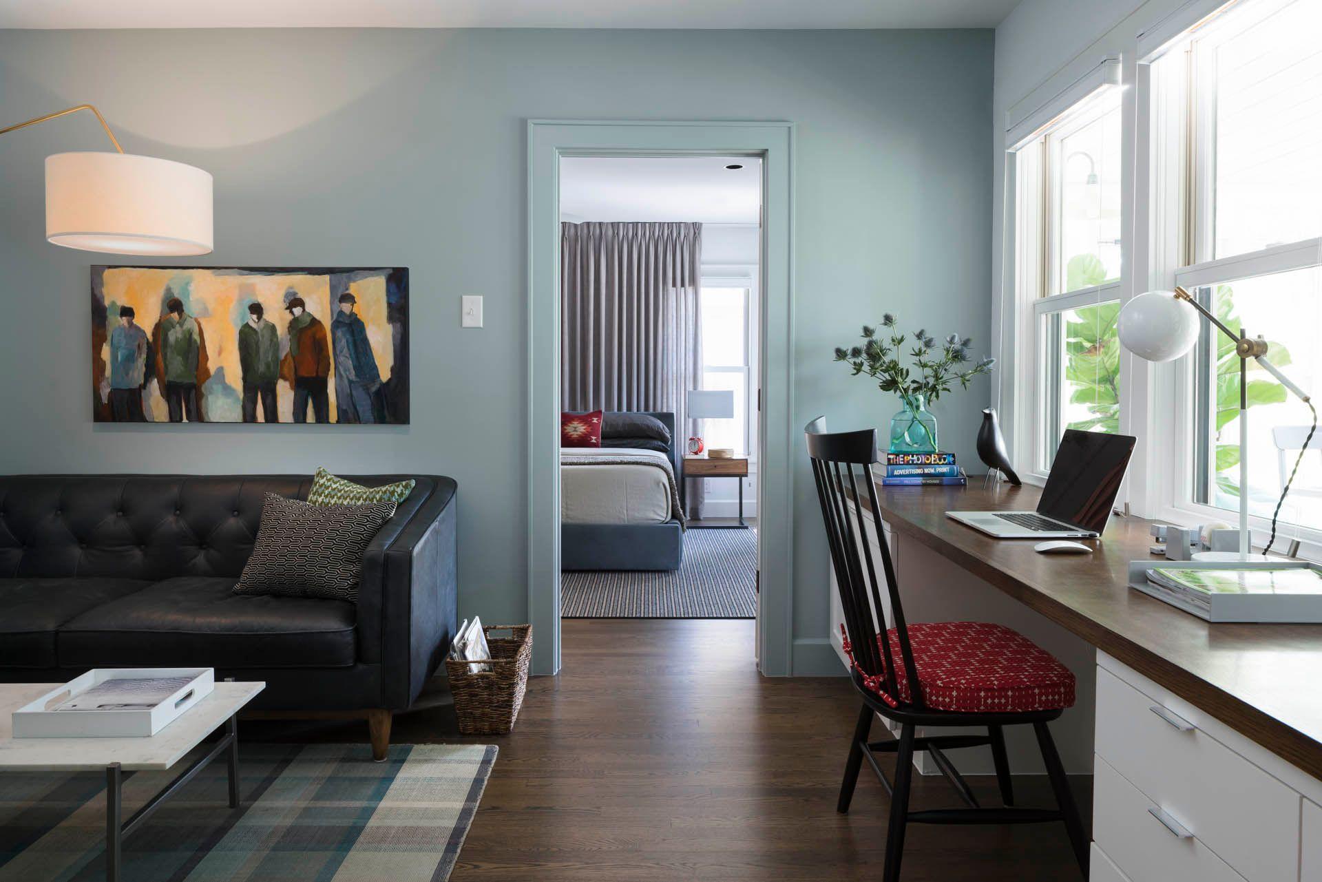 Bright Modern Interior Design in Austin, Texas