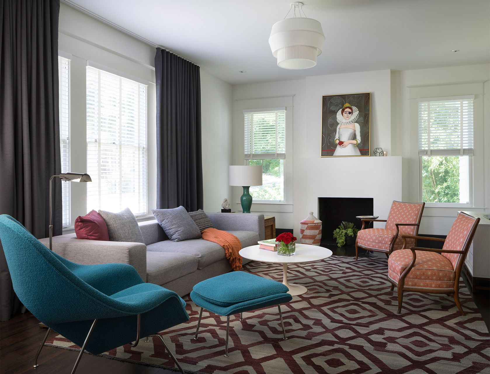 Austin Quiet Modern Interior Design