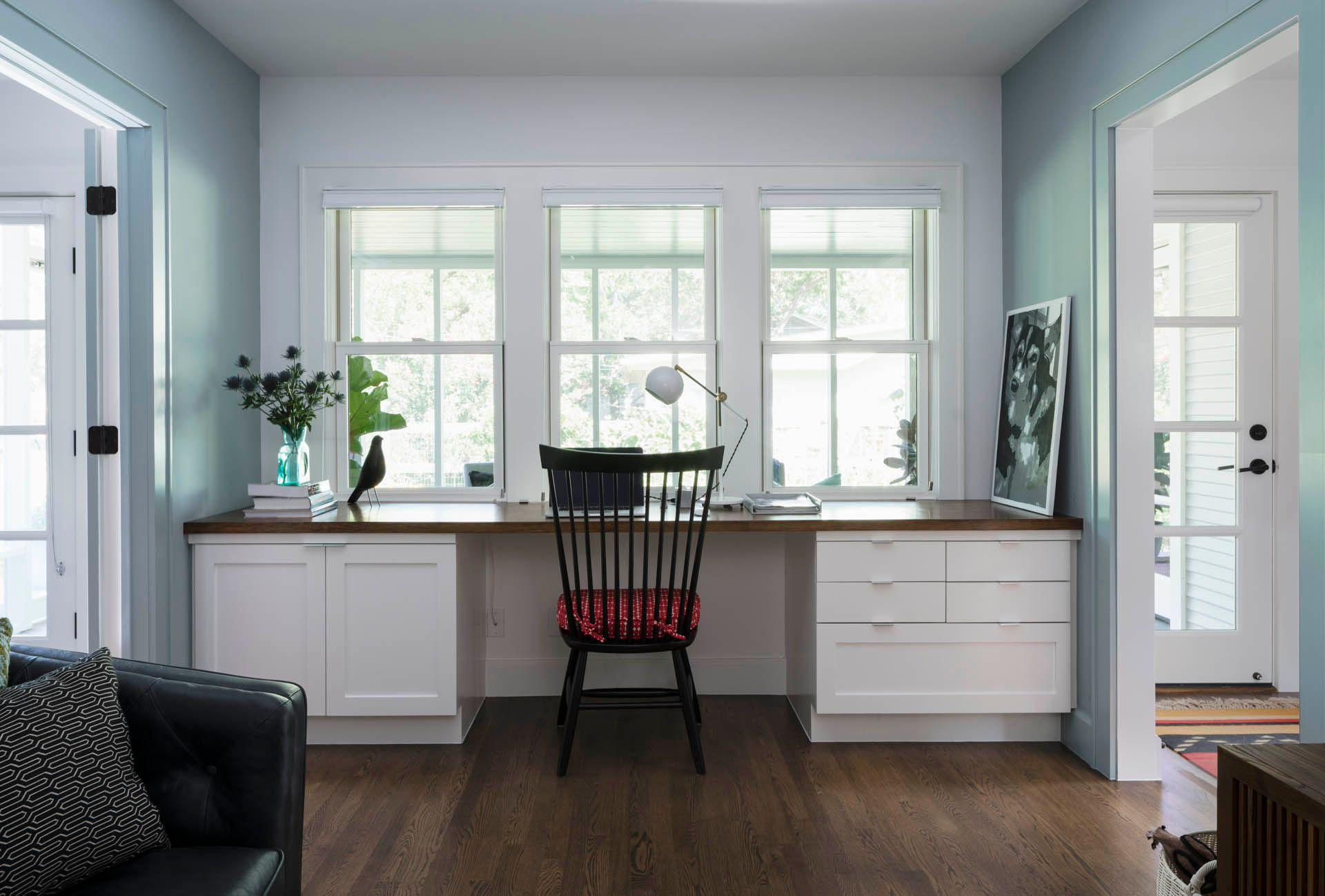 Bright Modern Interior Decor in Austin, Texas